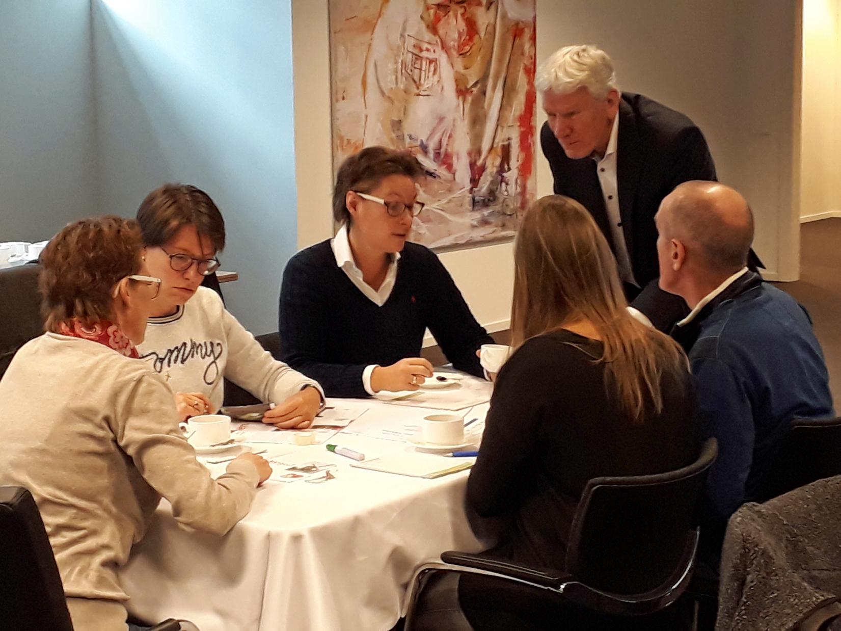 Customer journey seminar